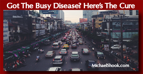 how to cure the busy disease